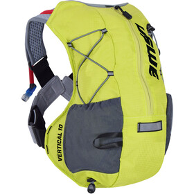 USWE Vertical 10 Plus Mochila de Hidratación, crazy yellow